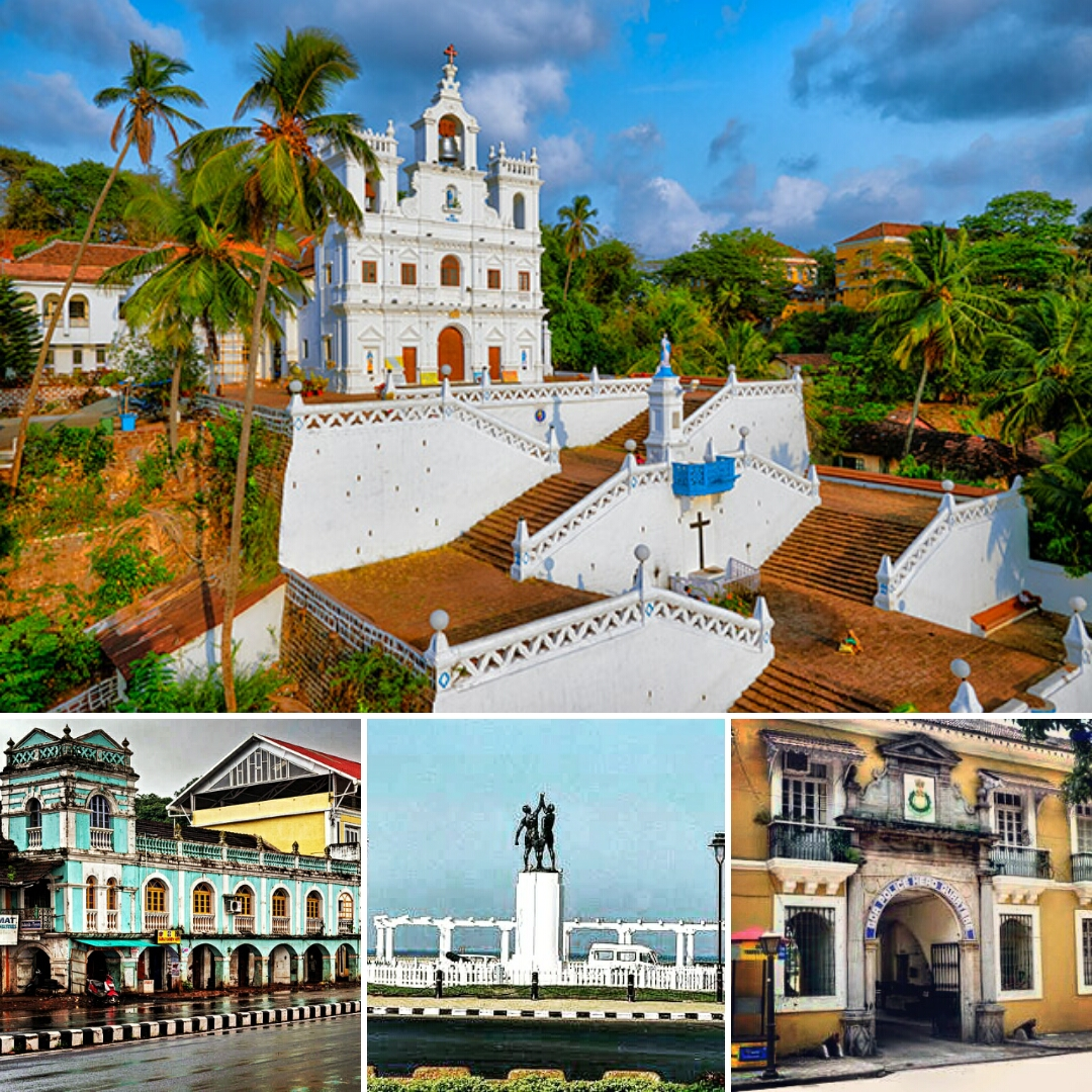 Places To Visit In Goa Indiamike: Top 5 Places To Visit In Goa