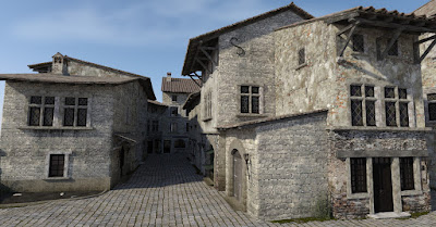 Perouges Medieval Village