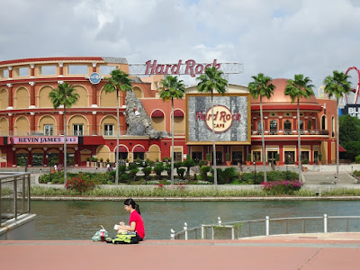 Hard Rock Cafe in Orlando Florida