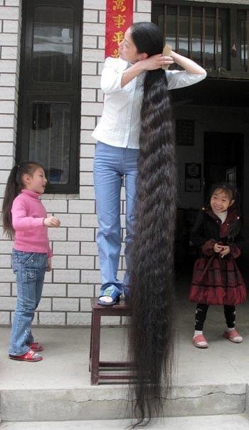 Girls-Portal123.blogspot.com: longest hair in the world women