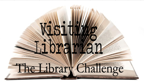 The Library  Challenge - Visiting Librarian