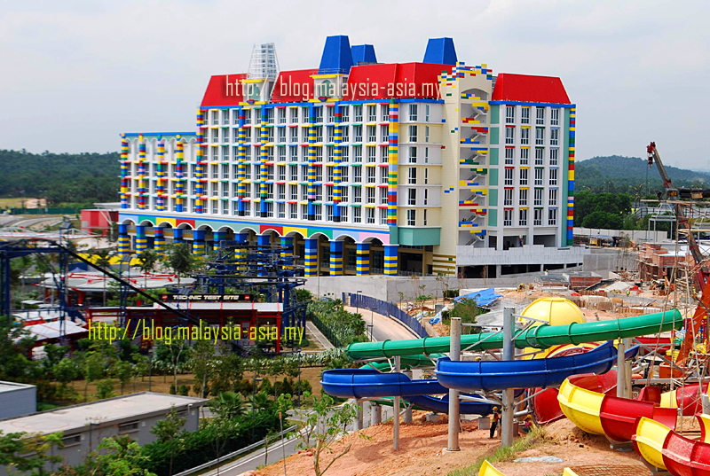 Legoland Water Park Opening 21st October 2013 - Malaysia ...