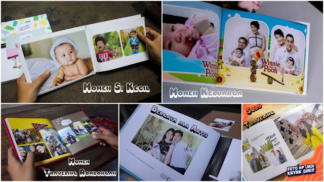 Cetak Foto di Idphotobook, Proses Paling Gampang Hasil Memuaskan pilihan tema cetak album foto