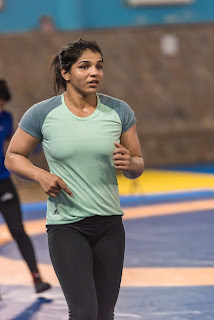 Sakshi leads India's charge at Asian Championships