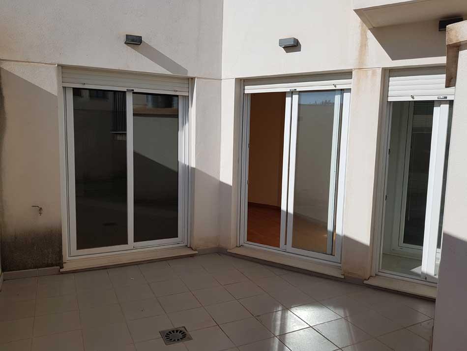piso en venta calle benicarlo villarreal terraza1
