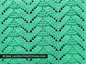 Lace Chart #22