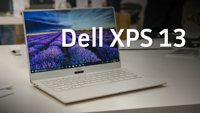 Dell XPS 13 edition 2018, labtop