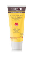 Composition masque detox cuir chevelu cattier