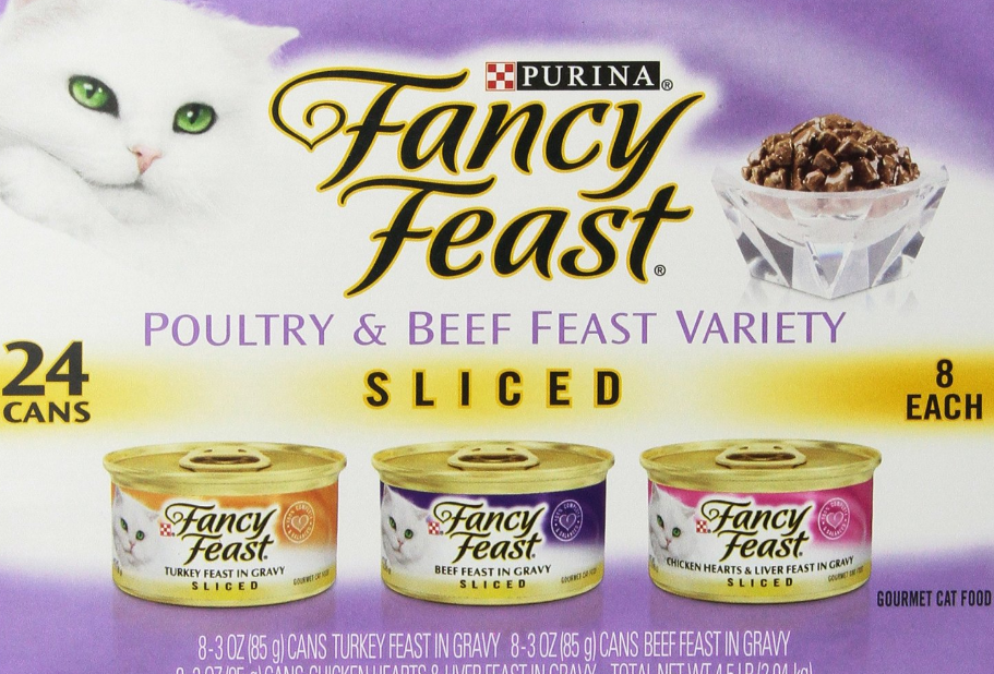 fancy feast sale free shipping