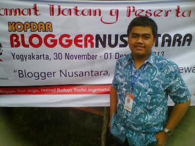 Blogger Nusantara 2013 Jogja #BN2013