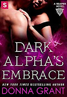 Dark Alpha's Embrace: The Reapers Book 2, Donna Grant
