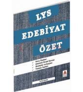 Delta LYS Edebiyat Özet / Tufan Şahin / Delta Kültür Yayınevi