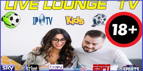تحميل التطبيق العملاق Live Lounge لمشاهدة القنوات المشفرة والعربية و الأفلام و المسلسلات
