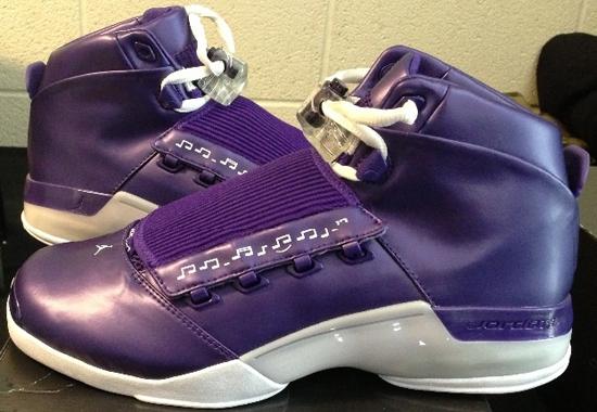 lowest price 02a5a a87c5 ... purple pink Air Jordan 17 Retro ...
