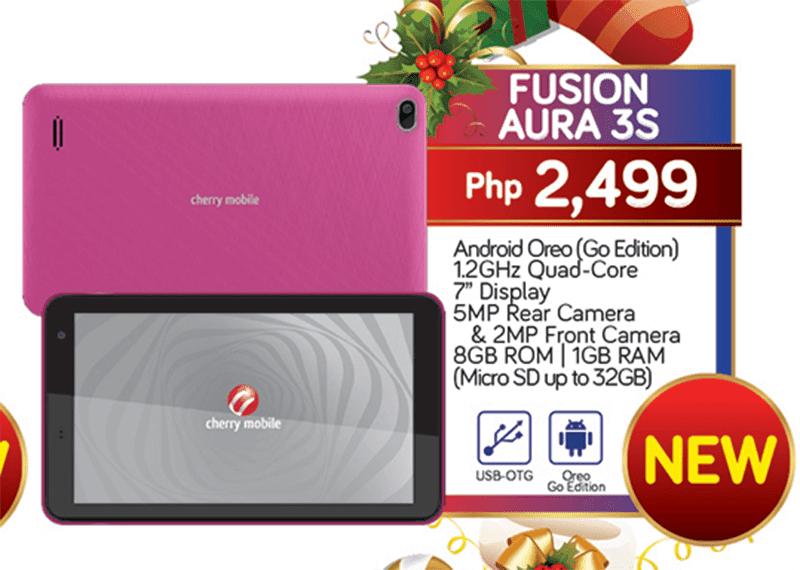 The Fusion Aura 3S