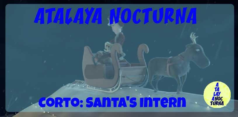 Santa's Intern Corto
