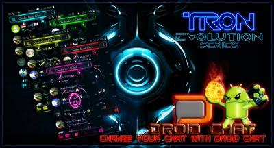 Download Droid Chat versi 7.10 Tron Evolution Series