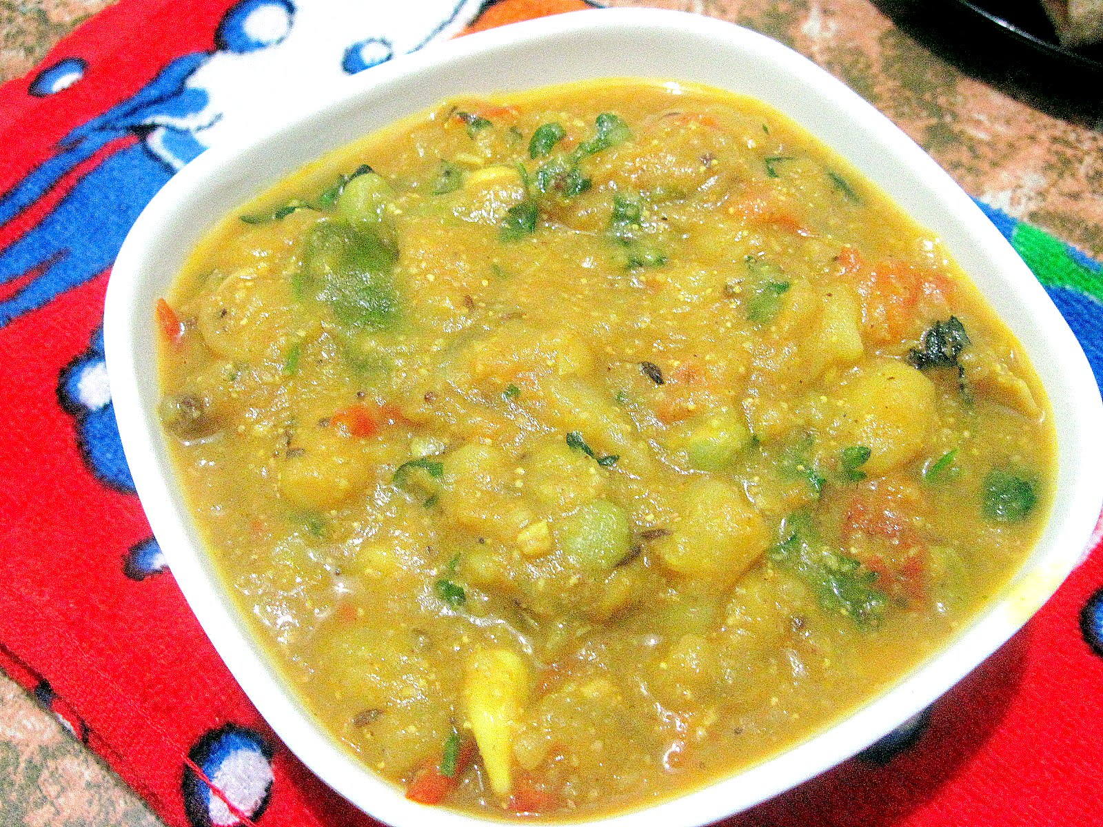 Vegetable Kurma For Chapathi South Indian Vegetable...
