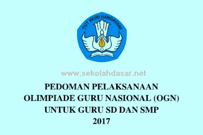 Olimpiade Guru Nasional Untuk Guru SD dan SMP