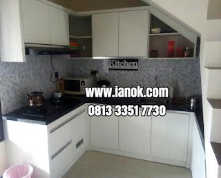 jual kitchen set harga murah surabaya sidoarjo
