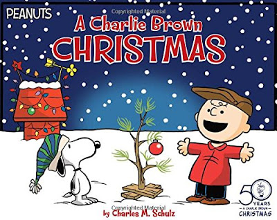 A Charlie Brown Christmas, part of Favorite Character Christmas Book Review List for Kids