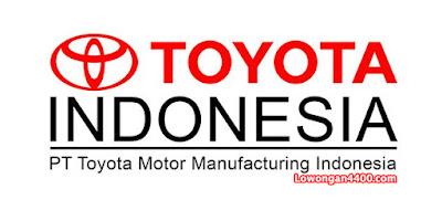 Lowongan Kerja PT. Toyota Motor Manufacturing Indonesia (TMMIN) - Disnaker Karawang