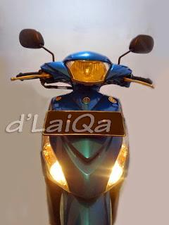 Yamaha Mio J - Lampu Depan Mati