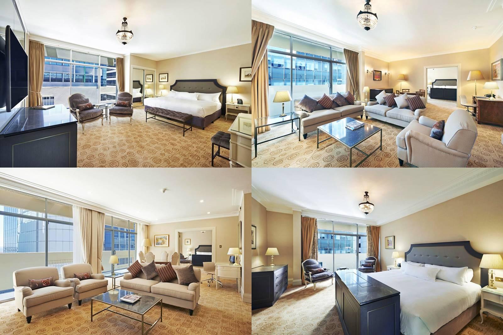 伯斯-市區-住宿-推薦-飯店-旅館-民宿-酒店-公寓-珀斯帕米利希爾頓酒店-Parmelia Hilton Perth-便宜-CP值-自由行-觀光-旅遊-Perth-hotel