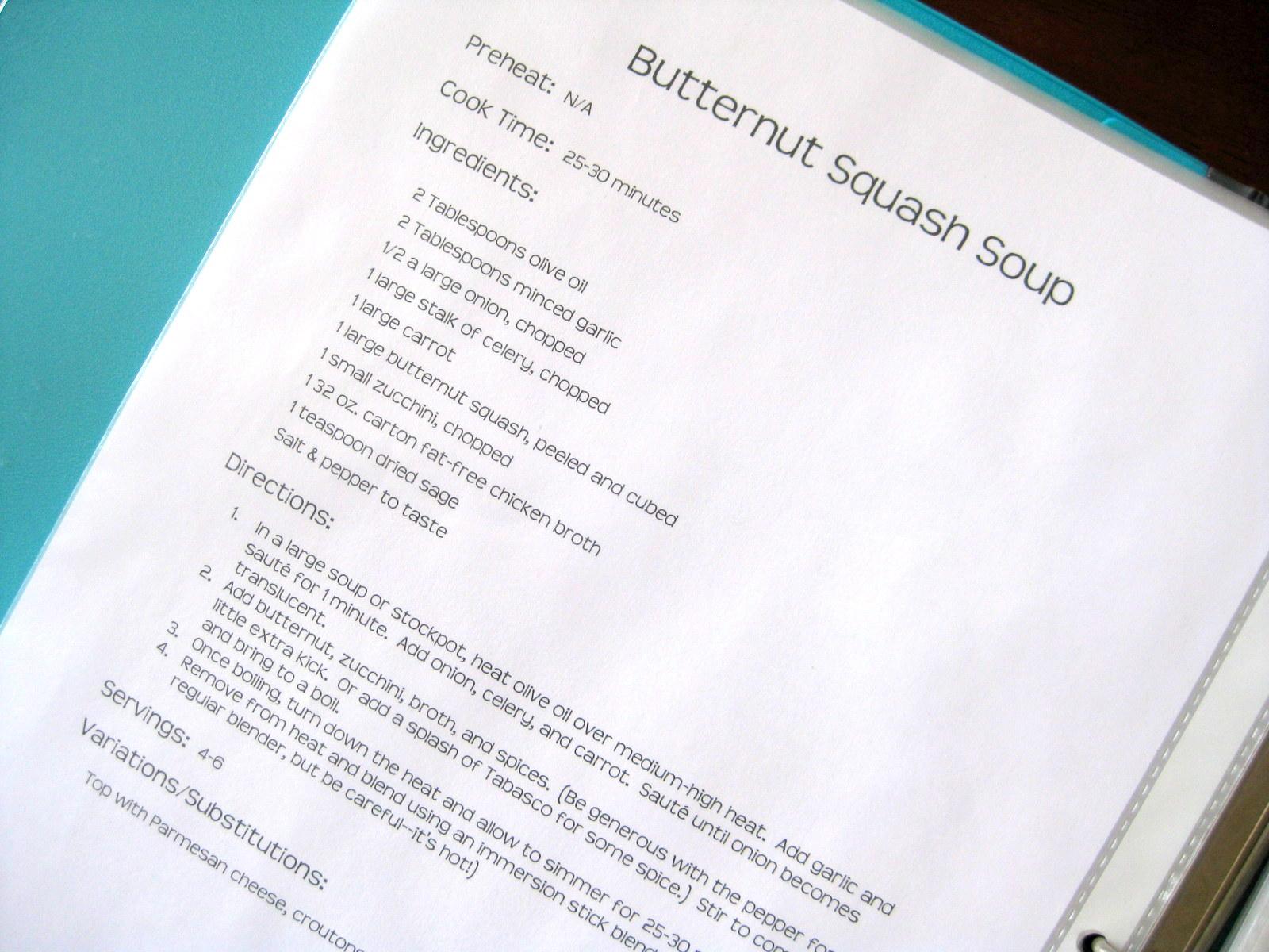 recipe templates binder size blank cookbook binder 31 best diy