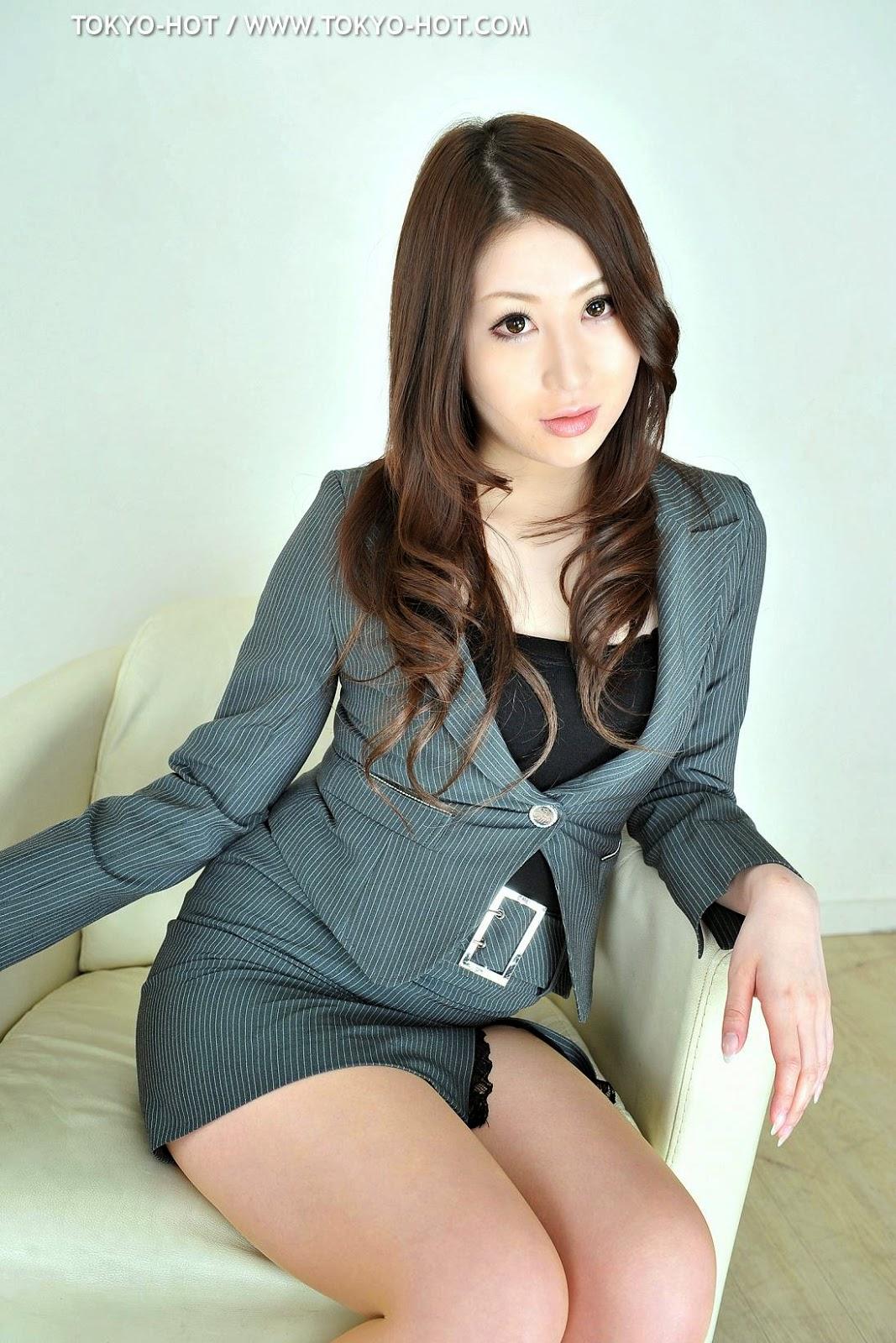 Sayuki Hojo 北�l�雪 @ Tokyo-Hot Uncensored �C Gravure Girls