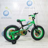 Sepeda Anak United Tank 16 Inci