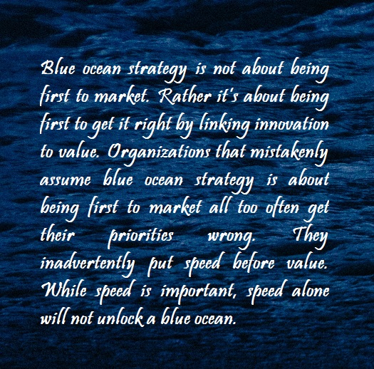 81 Impressive Quotes From The Blue Ocean Strategy By W Chan Kim