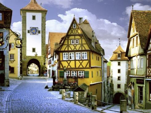 Our Germany Adventures Rothenburg Ob De Tauber
