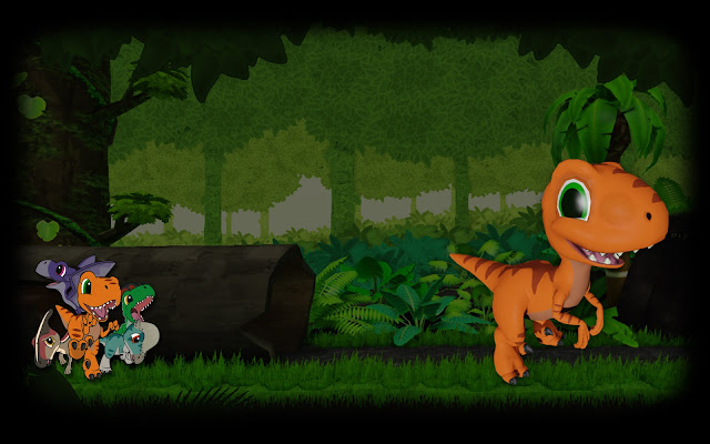Steam Dinozor Arkaplan Resimleri 34