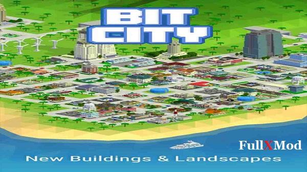 Bit City Mod Apk