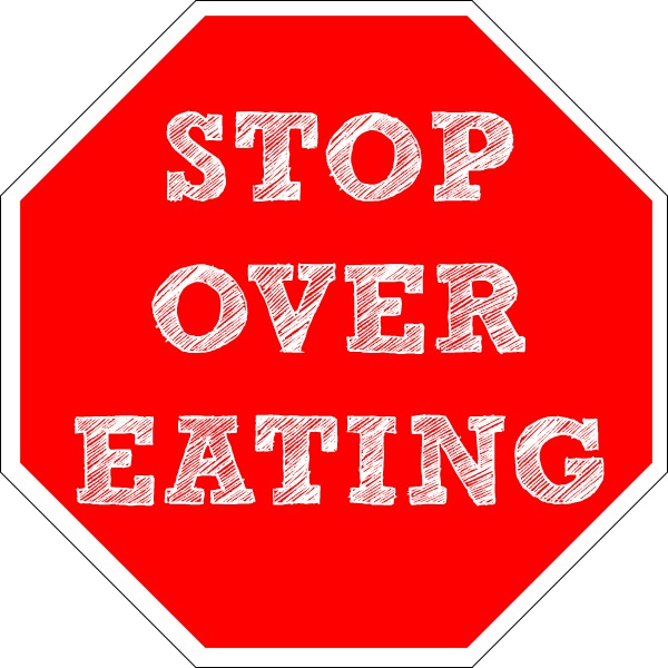Stop Overeating: Eating Until Satisfaction