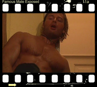 Aroused hard hunky male nude photos
