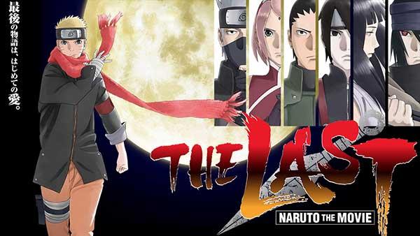 Rekomendasi anime winter 2015 terbaik dan terbagus - The Last: Naruto the Movie
