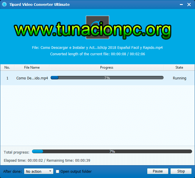 Tipard Video Converter Ultimate con Activador