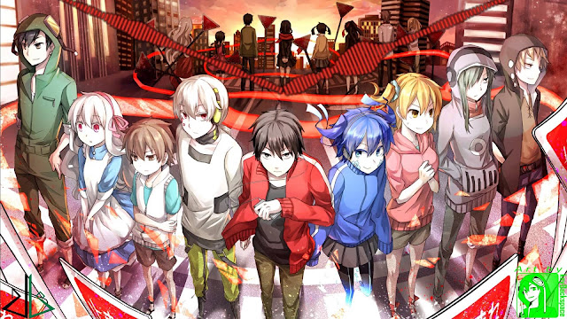 Mekakucity Actors Subtitle Indonesia & English
