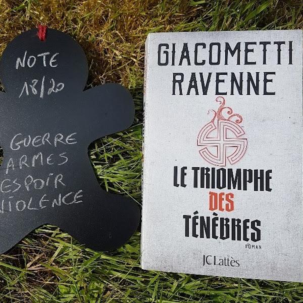 Le cycle du soleil noir, tome 1 : Le triomphe des ténèbres de Eric Giacometti et Jacques Ravenne