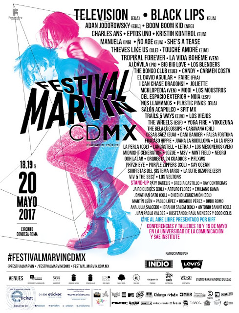 MARVIN 2017