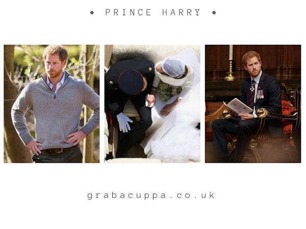 No Tea, No Shade - Prince Harry