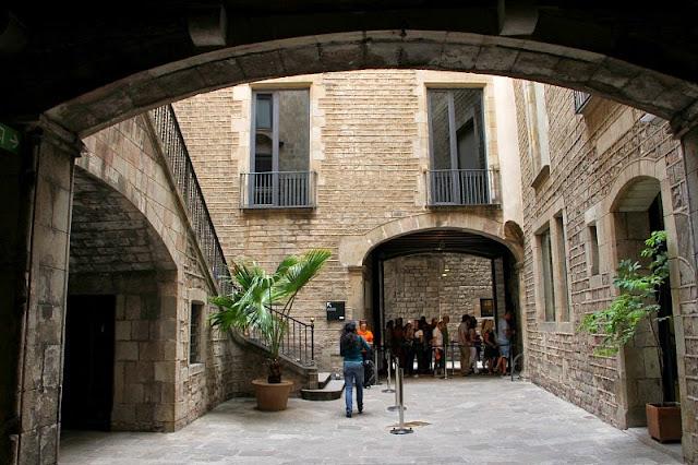 História do Museu Picasso