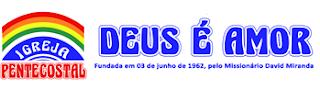 Rádio Deus é Amor FM de Ananindeua PA ao vivo