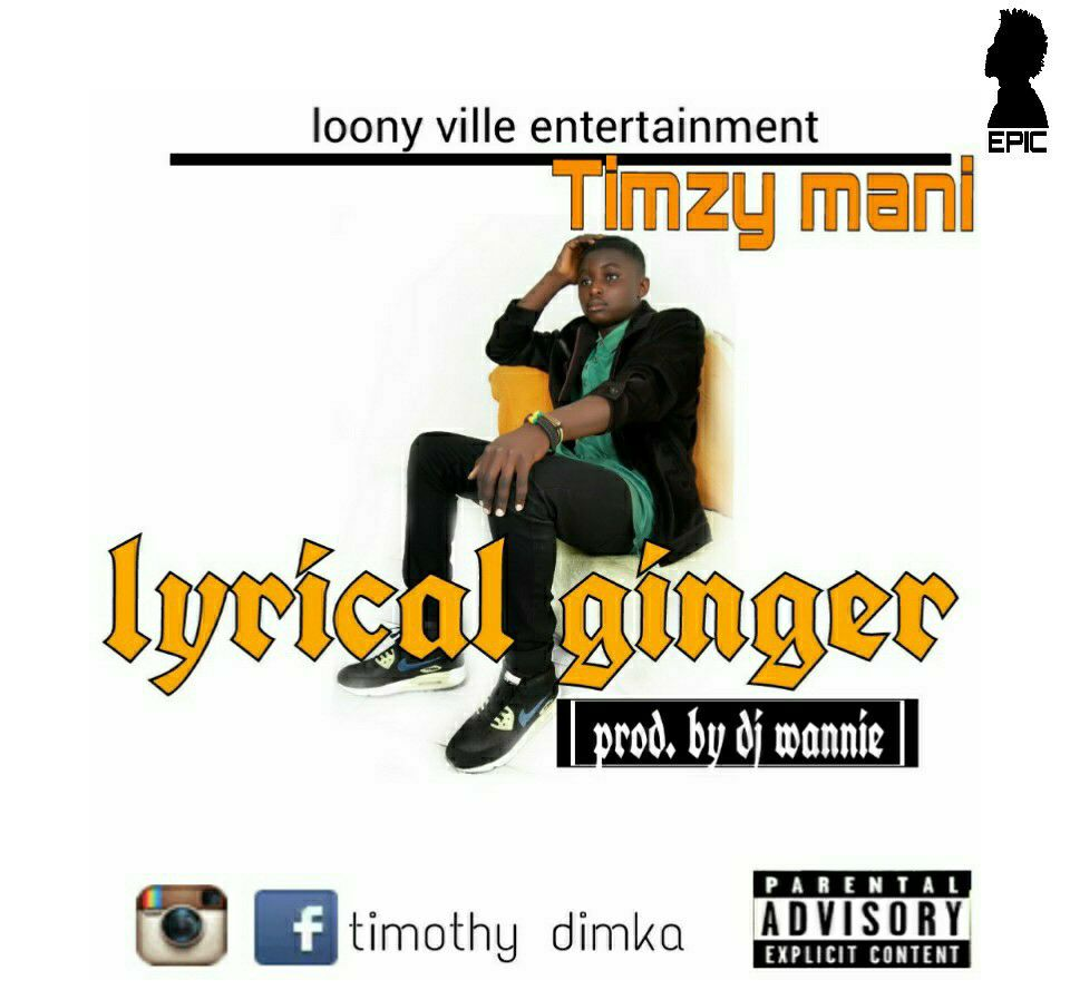 MUSIC: TIMZY MANI-LYRICAL GINGER.mp3