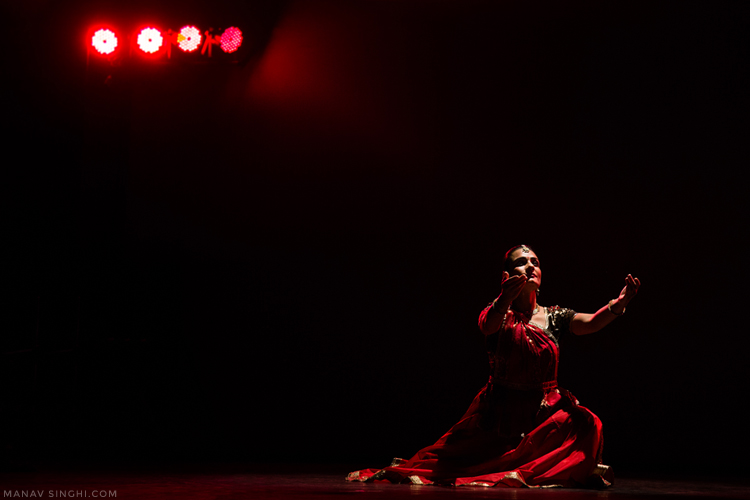Dancing the Gods - Kathak performance by Rashmi Uppal