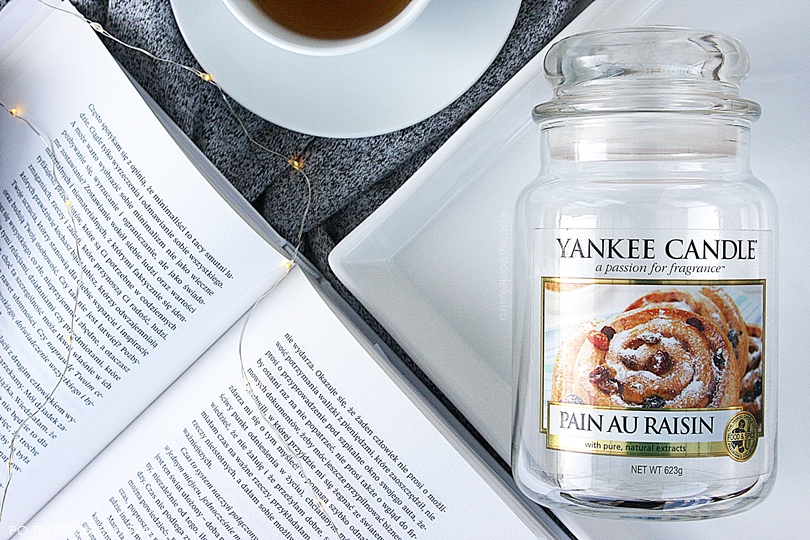 yankee candle pain au raisin