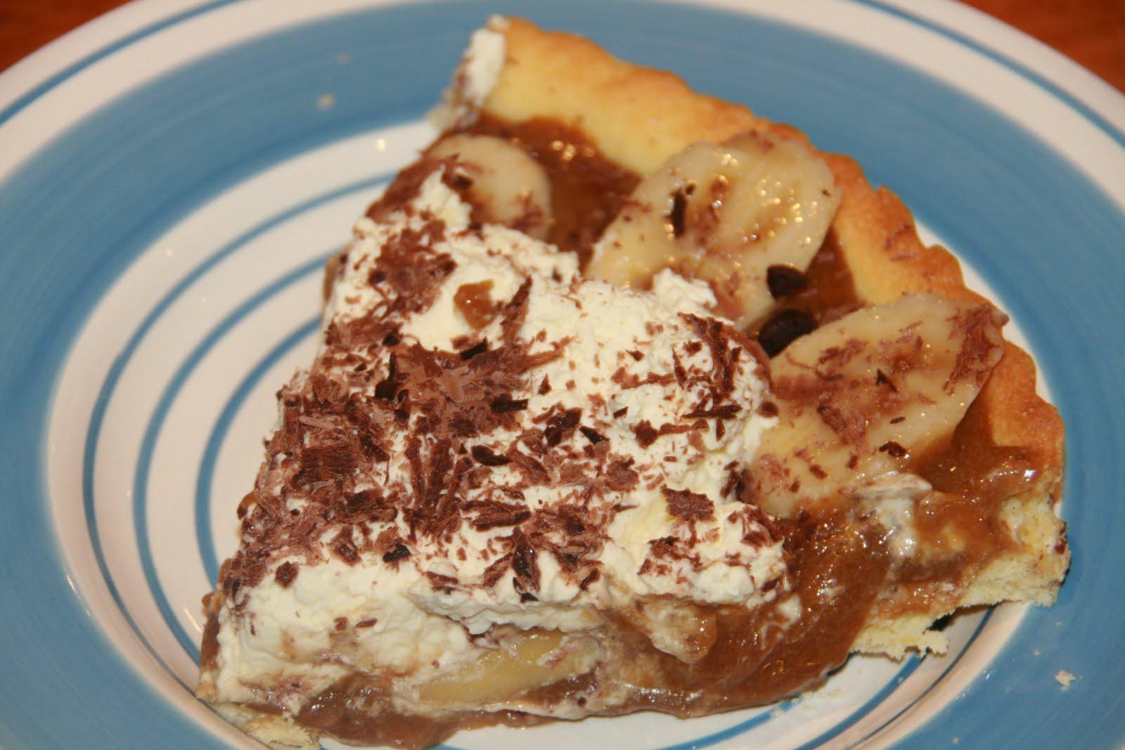 Banana Cake Recipe Jamie Oliver: My Jamie Oliver Experiment: Banoffee Pie