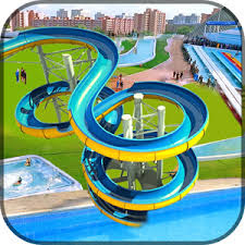Water Slide 3D Mod Apk v1.11 Terbaru Full version